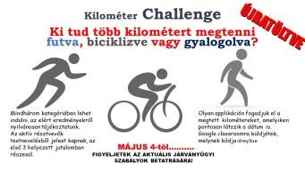 Kilométer Challenge